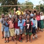 Volunteer Alex from Germany - September 2009