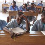District mock exams in progress
