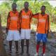 DGS Boys in Zonal Football Team