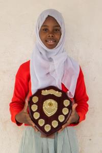 Fatuma trophy