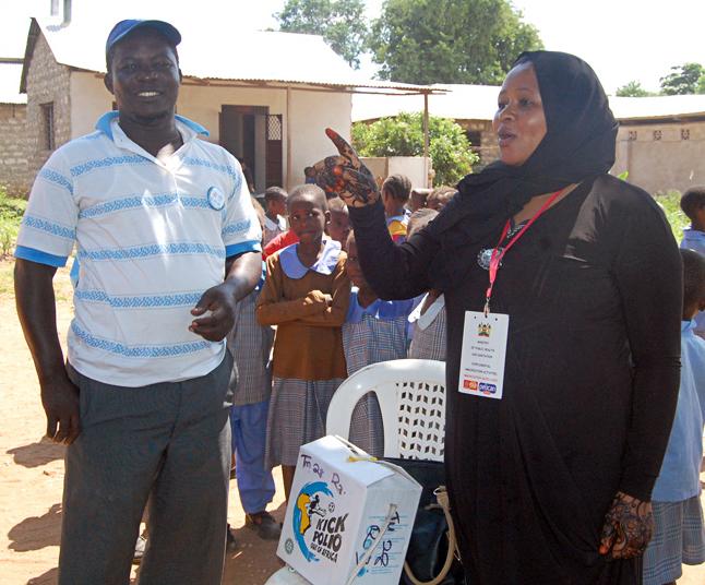 DGS Polio Immunisation