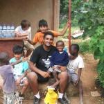 Volunteer Faaris - August 2010