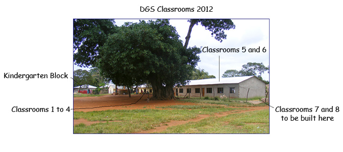 Classrooms 7 and 8