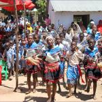 DGS children entertain their parents & guardians