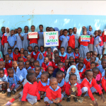 Africa Watoto provides lunch