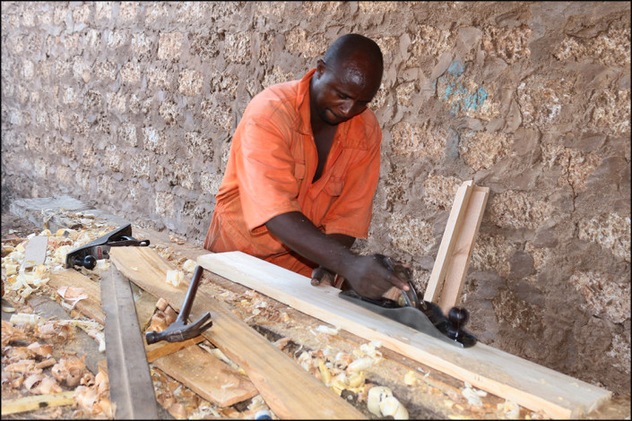 Mr Benard the Carpenter
