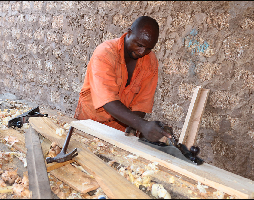 Mr Benard the Carpenter