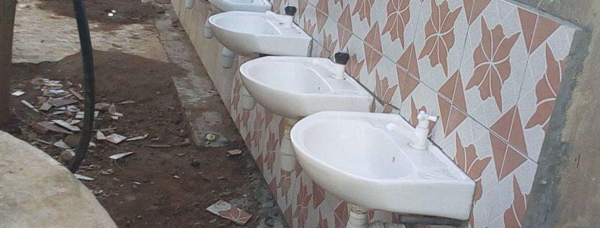 New basins