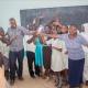 Choir win prize