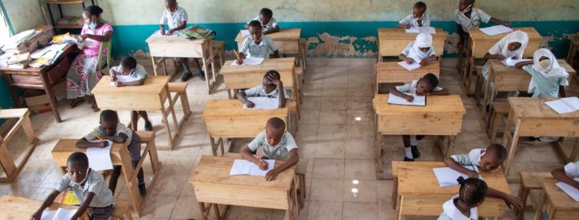 DGS Children return to school on 4th January 2021