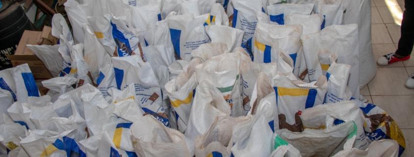 September 2020 Food Parcel
